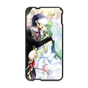Code Geass HTC One M7 Cell Phone Case Black Fantistics gift A_985280