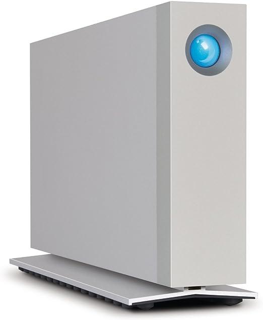 エレコム 外付HDD 4TB[Thunderbolt2/USB3.0・Mac/Win] D2 Thunderbolt2 シルバー LaCie LCH-D2F040TB2UG