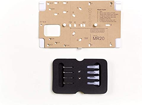Meraki MR33 Mounting Plate Hardware