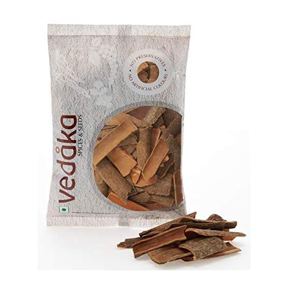 Amazon Brand - Vedaka Whole Cassia, 100g
