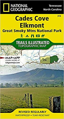 Cades Cove, Elkmont: Great Smoky Mountains National Park ...