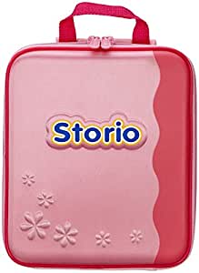 Vtech Storio - Bolsa de transporte para Storio, rosa (80-200859)