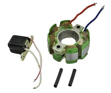 Amazon com: Kit Stator + Pick-Up Pulsar Coil For Honda CR