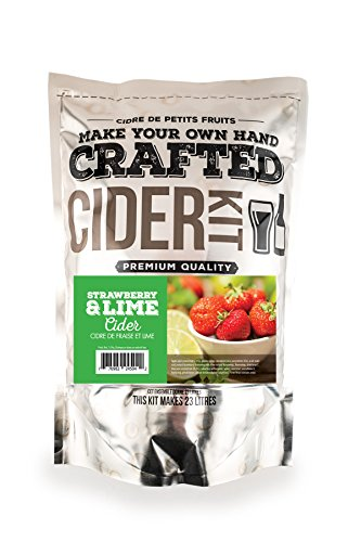 Craft Cider - Strawberry Lime - Make your own Cider Kit 23 (Abc Swing)