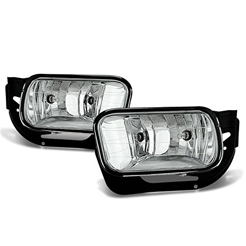 Xtune 2010-2017 Ram 1500/2500/3500, 2009 Ram 1500 Fog Lights Pair L+R 2010 2011