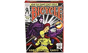 Bicycle Comic Cards
