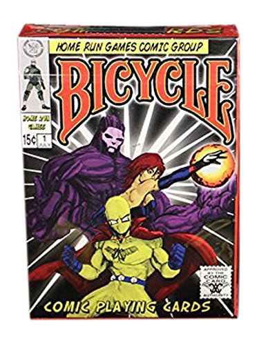 - Bicycle Comic Cards