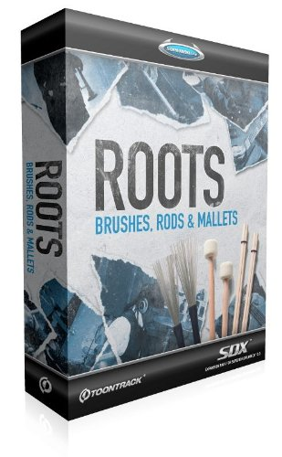 Price comparison product image Toontrack Roots SDX - Brushes,  Rods & Mallets