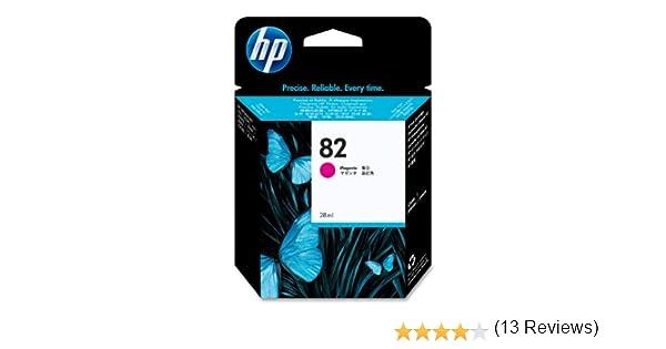 HP CH567A - Cartucho de tinta numéro 82 para HP DesignJet 10 PS ...