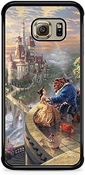 Coque Samsung Galaxy S8 Belle et la bete Disney Princesse ...
