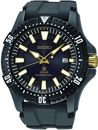 Seiko-Mens-SNE373P1-Solar-Divers-Black-Watch