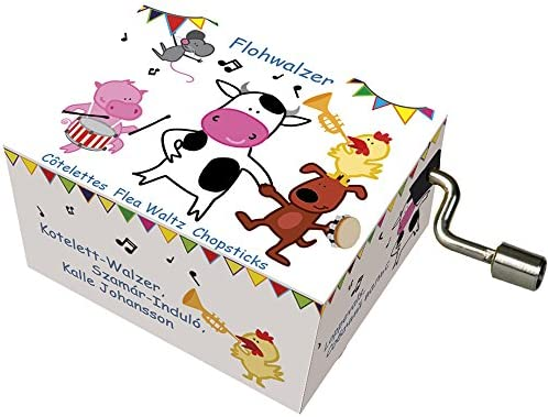 Fridolin58471muziekdooskoe met taartHappy Birthday