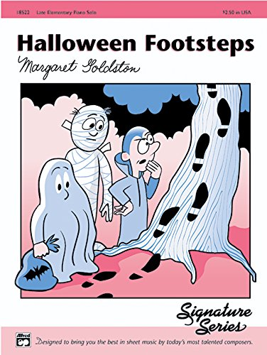 Halloween Footsteps: Sheet (Signature Series) -