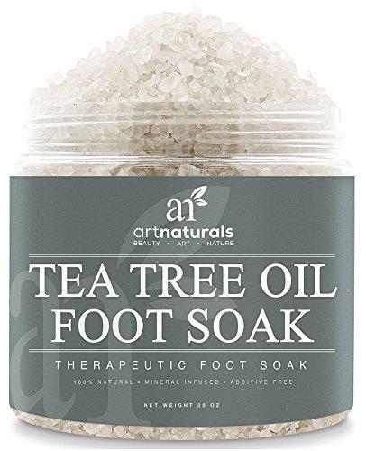 ArtNaturals Tea Tree Foot Soak Epsom Salt