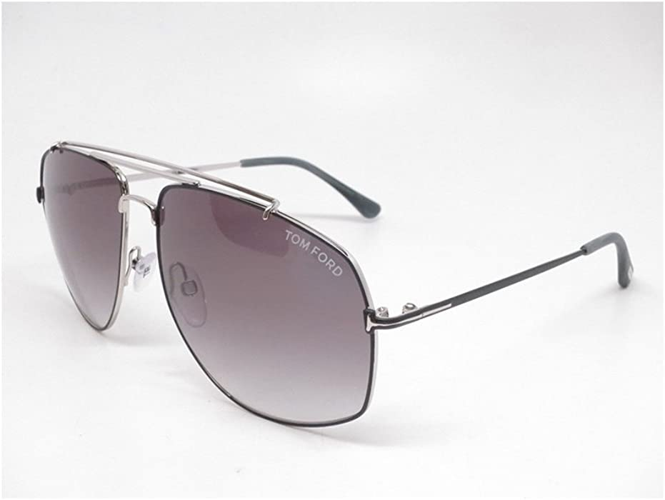 cbafdd408cf3 Tom Ford FT0496 GEORGES- 5918A at Amazon Men s Clothing store