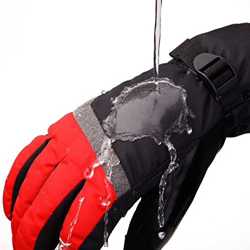 Buy gloves to keep hands warm