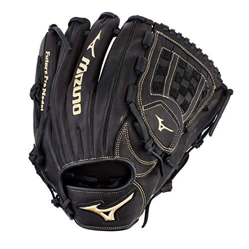 Mizuno GMVP1200PY3 MVP Prime Future Series Pitcher/Outfield Baseball Gloves, 12