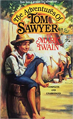 Image result for tom sawyer image
