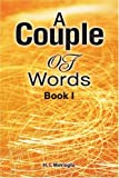 A Couple of Words, H. Mavioglu, 0595347215