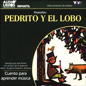Pedrito y el Lobo Hörbuch