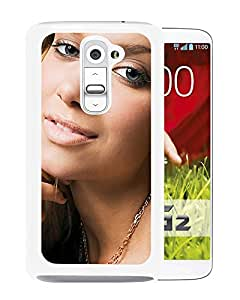 Beautiful Designed Cover Case With Agnes Carlsson Girl Jewerly Ring Chain (2) For LG G2 Phone Case