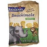Barbara's Snackimals Cookies, Oatmeal, 2.13 Ounce