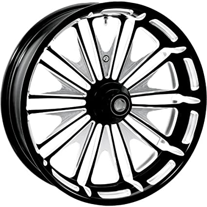 amazon rsd boss front wheel 21 x 2 15 for harley fxst fxstb c  amazon rsd boss front wheel 21 x 2 15 for harley fxst fxstb c 07 10 automotive