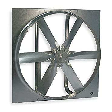 Dayton Exhaust Fan, 35.00 x 35.00 (1WDC1)
