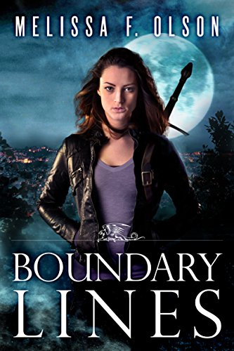 Olson Series (Boundary Lines (Boundary Magic Book 2))