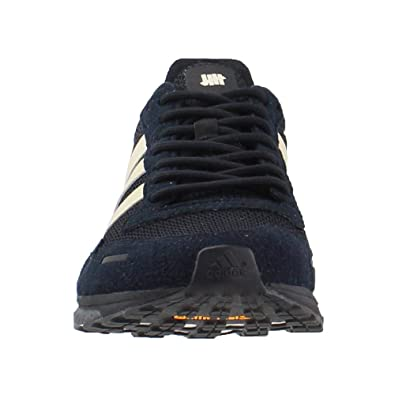 new concept fc3e3 54caf Amazon.com  adidas Mens Undefeated Adizero Adios Athletic  Sneakers   Shoes