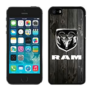 Dodge Ram Black Hottest Sell Customized iPhone 5C Case