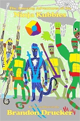 Amazon.com: Ninja Kubbies (Volume 1) (9781517445898 ...