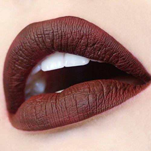 COLOURPOP - ULTRA MATTE LIP CREAM LIPSTICK - LAX - VAMPY RED BLACK by Colourpop