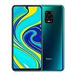Xiaomi-Redmi-Note-9S-4GB-64GB-Quad-camera-AI-48MP-667FHD-5020mAh-Tipo-18W-ricarica-rapida-Aurora-Blue
