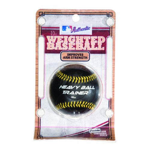 Franklin Sports Weighted Baseball (10-Ounce) by Franklin Sports