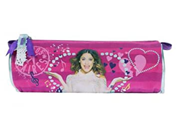 Violetta n6257 - Estuche (nl6631): Amazon.es: Oficina y ...