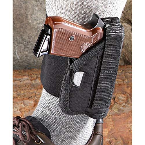 Pro-Tech Pistol Ankle Holster, Black