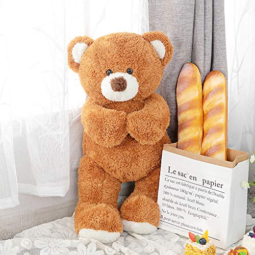 MaoGoLan Giant Teddy Bear Cute Soft Teddy Bear Stuffed Animal