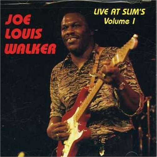 Live At Slim's: Volume 1 by Walker, Joe Louis (Image #1)