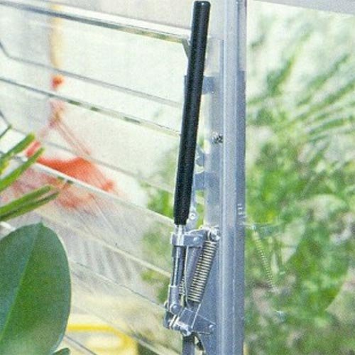 Agriculture Solutions Liberty Automatic Louver Window Opener - Lifts 55 Lbs by Agriculture Solutions
