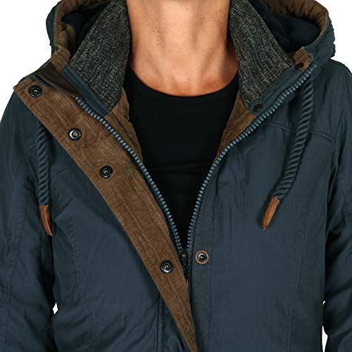 Bluegrey Naketano Dark Dope Hope Jacket Bleu Is CTX7wqT