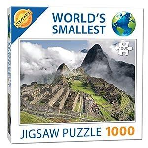 Worlds Smallest 1000 Pezzi Puzzle Machu Pichu