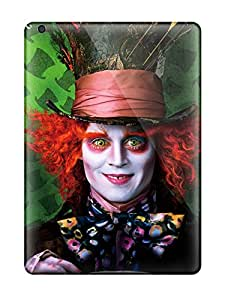 For ScI7107uGBl Alice Au Pays Des Merveilles Tim Burton Protective Cases Covers Skin/ipad Air Cases Covers
