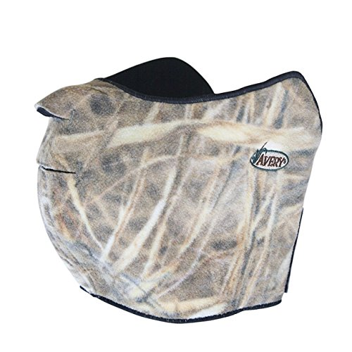 Avery Outdoors Fleece Face Mask,KW-1
