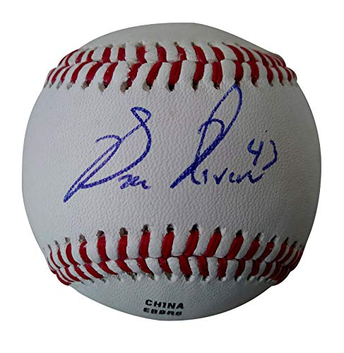 (Philadelphia Phillies Ben Revere Autographed Hand Signed Baseball with Proof Photo of Signing and COA, LA Los Angeles Angels,Washington Nationals, Toronto Blue Jays, Minnesota Twins)