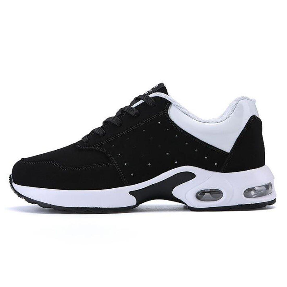 Zapatos De Pareja De Primavera Zapatos Deportivos Transpirables Ocasionales 41.5 EU|Blackwhite