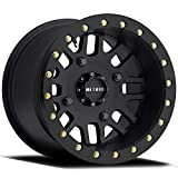 Method 406 Beadlock Matte Black ATV/UTV Wheel 14x8 4/156 - (4+4)