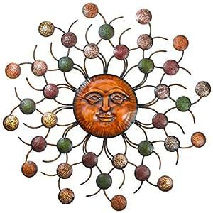 Regal Art &Gift  Sun Circles Wall Decor