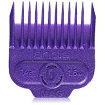 Andis pro nano magnetic attachment comb, 1 Count, Purple