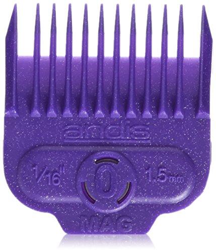 Price comparison product image Andis Nano-silver Magnetic Attachment Comb Size 1 / 16 Inch